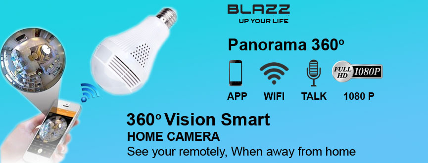 CAMERA CCTV BLAZZ BOHLAM